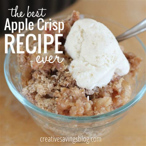 best apples for apple crisp recipe the best apple crisp recipe