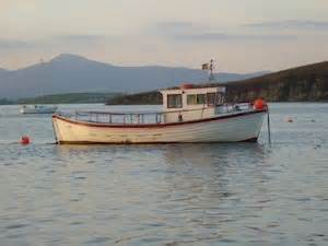 fishing boats for sale donegal 36ft donegal double ended fishing boat with 75hpfor sale
