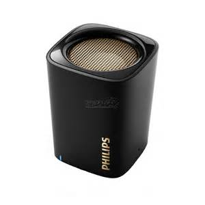 wireless portable speaker philips bt100b 00 b00m8x23do