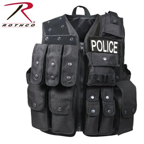 tactical duty vest rothco tactical raid vest