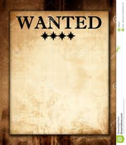 wanted paper stock images image 7890924