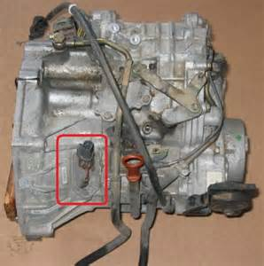 Nissan Automatic Gearbox Problems Vague Vagaries Replacing The Electromagnetic Clutch