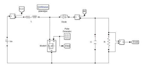 boost converter inductor current boost converter in simulink problem physics forums the fusion of science and community