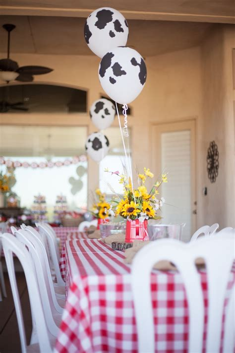 themes for joint birthday parties kara s party ideas cowboy cowgirl themed joint birthday