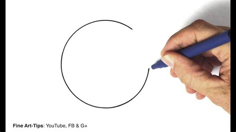 how to draw circle doodle how to draw a circle freehand 3 hacks and