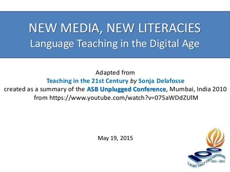 new media health literacy opportunities new media new literacy