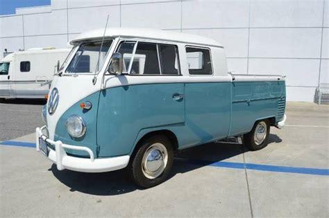 volkswagen  double cab archives buy classic volks