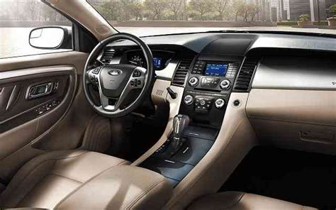 Interior Design Of Fame 2017 Date by 2017 Ford Taurus Redesign And Release Date Larger Sedans