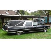 Corpseside Classic 1970 Cadillac Hearse