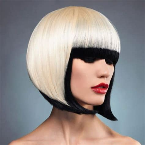 what is the difference between angled hair and layered hair the difference between an a line graduated bob inverted
