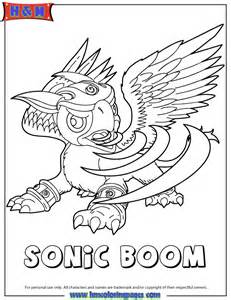 sonic boom coloring pages free coloring pages of skylanders sonic boom