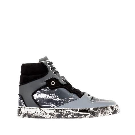 United Check Bag Policy by Balenciaga Balenciaga Marble Sneakers Women S Sneakers