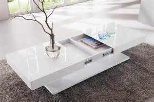 table basse laqua blanc chaios