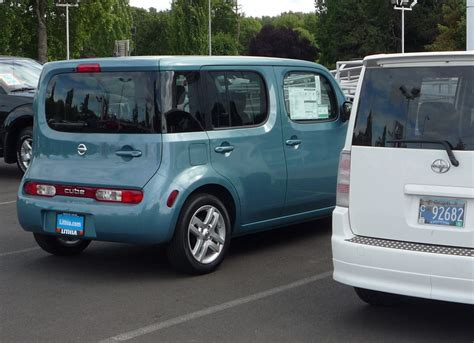 2009 nissan cube review 2009 nissan cube