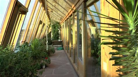 Green House Plans earthship corner cottage a quick tour youtube