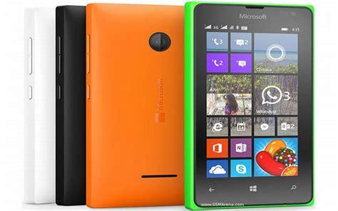 Resmi Microsoft Lumia 435 Lunar Resmi Dipasarkan Lumia 435 Dibanderol Rp1 Jutaan