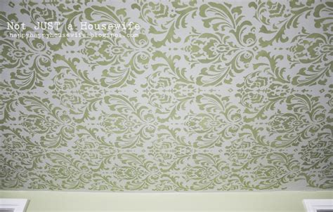 large ceiling stencils the idea room community stenciled ceiling not just a