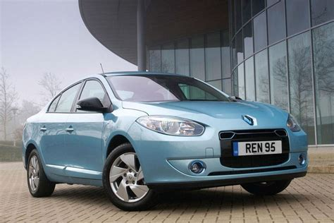 renault fluence ze renault fluence ze 2012 car review honest john