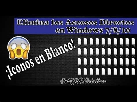 desaparecen iconos escritorio windows 7 como configurar los iconos del escritorio de windows 7