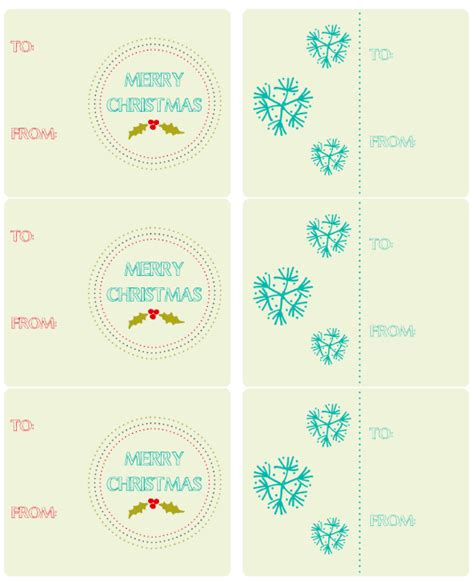 happy holiday label printables  catherine auger worldlabel blog