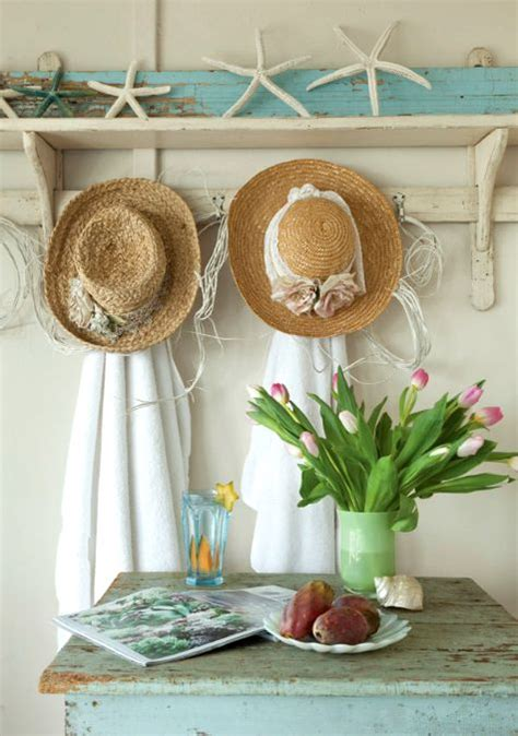 Charming Small Shabby Chic Beach Cottage Completely Coastal Cottage Chic Decor