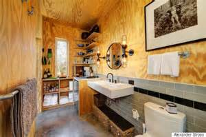 Tiny Home Decor by 4 Families Built Their Own Ranch Made Of Tiny Houses And