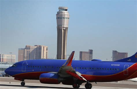 the new tower at mccarran new mccarran air traffic tower to debut aug 28