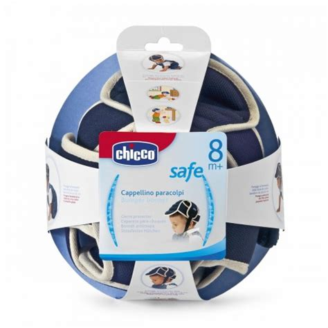 paracolpi chicco cappellino paracolpi chicco
