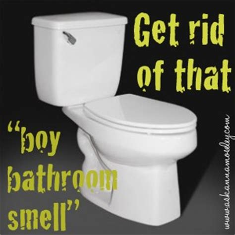 hometalk getting rid of that quot boy bathroom smell quot