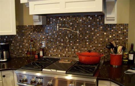 glass mosaic kitchen backsplash design ideas kitchen tile