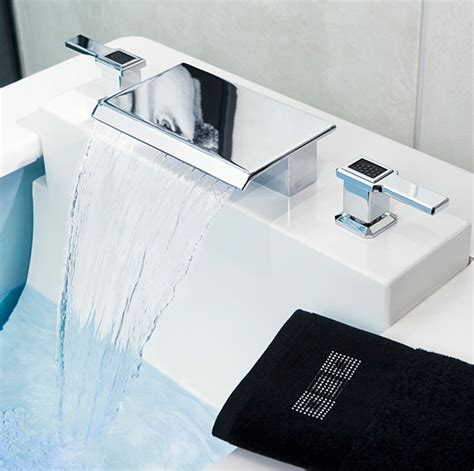 bathroom faucet ideas modern bathroom faucets by thg