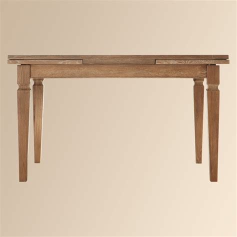 Weathered Oak Dining Table Weathered Oak Dining Table It S Always Smart To Get