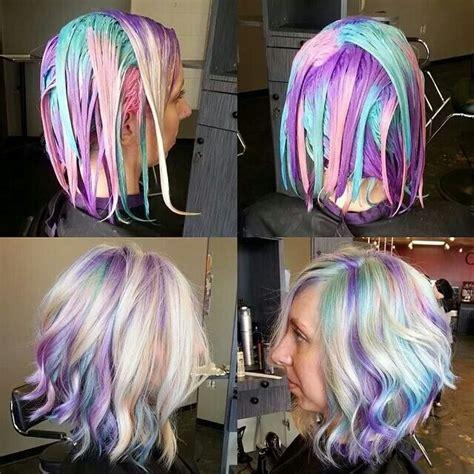 pravanna silverhaircolor tips 1000 ideas about unicorn hair on pinterest unicorn hair