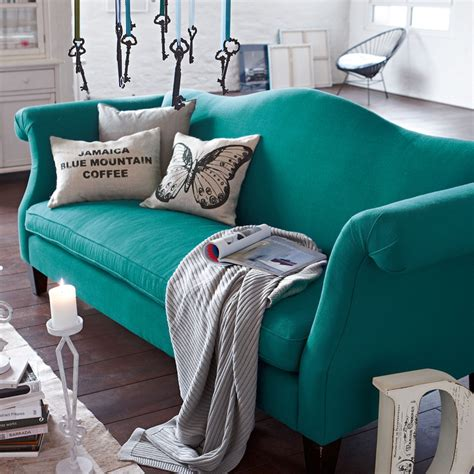 impressionen sofa how to integrate a colourful sofa into your room scheme