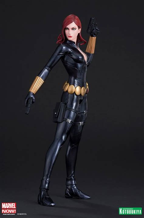 Buku Anak Import Marvel This Is Black Widow Wor L1 By Disney New Images Now Black Widow Artfx Statue