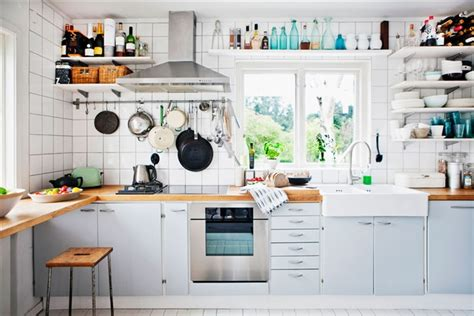 kitchen bookshelf ideas open kitchen shelves inspiration