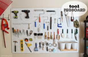 Best Way To Organize Tools In Garage - duo ventures organizing tool pegboard