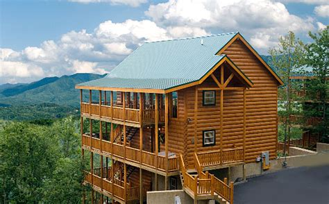 Fort Pigeon Tennessee Cabins Sky View Luxury Vacation Rental Cabins In Pigeon Forge Tn