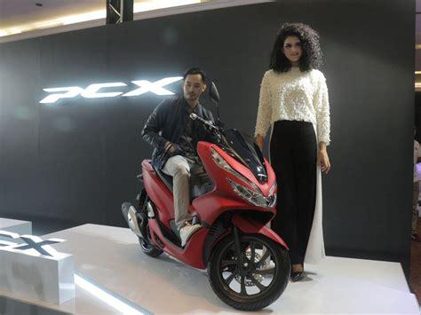 Pcx 2018 Jakarta by Honda Pcx 2018 Laku Hir 10 Ribu Unit Di Bulan Pertama