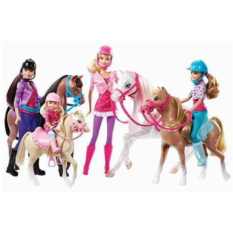 film barbie horse barbie her sisters in a pony tale horse adventure