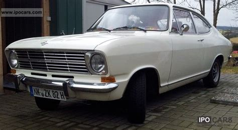 opel kadett 1972 1972 opel kadett b car photo and specs