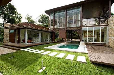 lay out plan of houses beautiful tropical house design and ideas inspirationseek com
