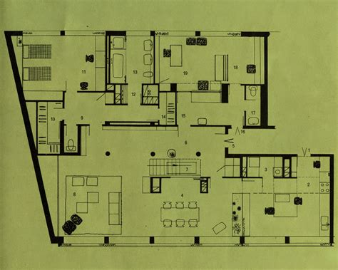 cuisine plan chambres 195 169 tage plan 4