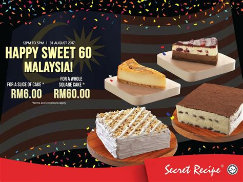 secret recipe promotion 15 awesome deals and promotions you shouldn t miss this