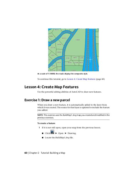 tutorial autocad map pdf autocad map 3d tutorials