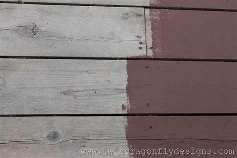 complete deck makeover  behr deck  paint decks