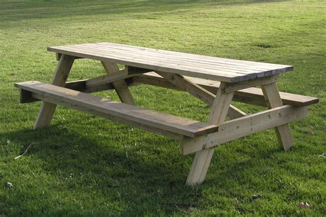 Park Tables by Park Picnic Tables