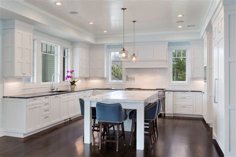 white transitional kitchens white transitional kitchen mantoloking new jersey by