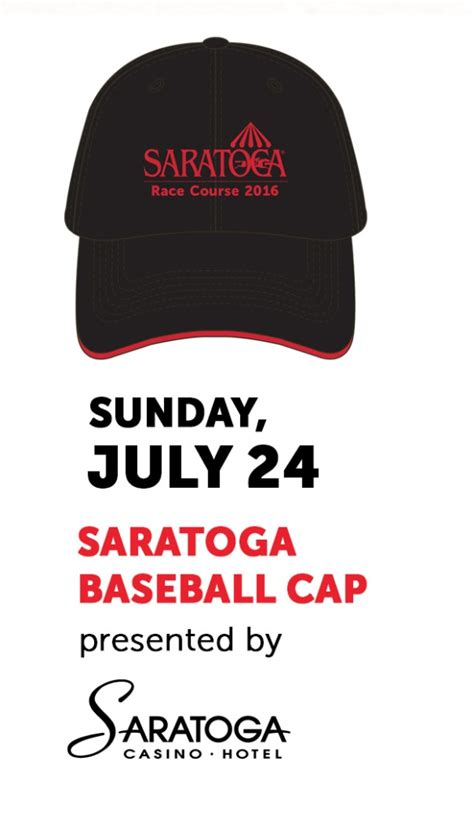 Saratoga Race Track Free Giveaways - saratoga race course giveaways for 2016 shopportunist