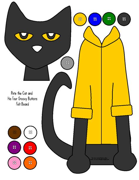 pete the gallery for gt pete the cat buttons clipart